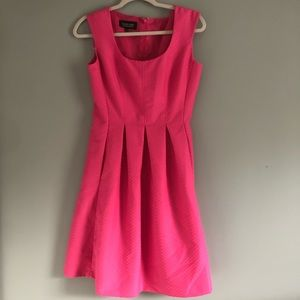 Black Label by Evan-Picone Pink Dress 2